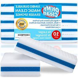 Jumbo Extra Durable Magic Cleaning Eraser Sponge - XXL Mela