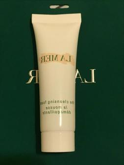 100% AUTHENTIC La Mer The Cleansing Foam Face Cleanser 1 oz