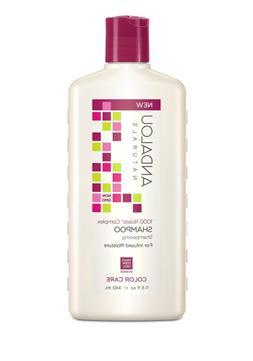 Andalou Naturals 1000 Roses Complex Color Care Shampoo, 11.5