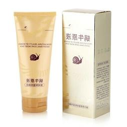100g Cleansing Foam Snail Facial Cleanser Cleansing Cream Fa