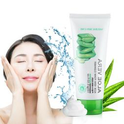 100g Washing Product Collagen Repair Cleansing Foam Aloe Ver