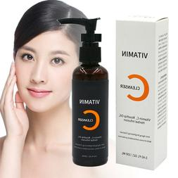 100ml Vitamin C Daily Gentle Facial Cleanser Face Wash Foam