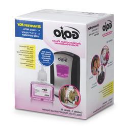 GOJO Antibacterial Plum Foam Handwash, Plum Fragrance, LTX-7