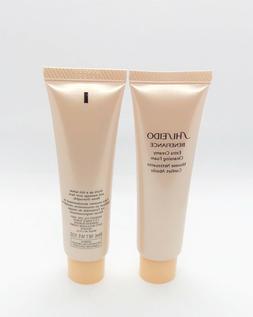 2 x Shiseido Benefiance Extra Creamy Cleansing Foam 30ml / 1