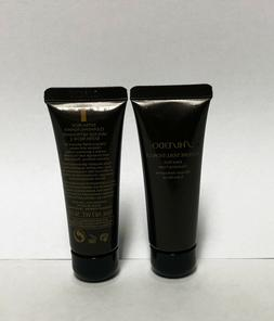2 x Shiseido Future Solution LX Extra Rich Cleansing Foam .5