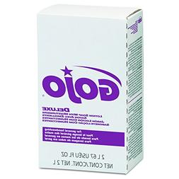 GOJO NXT Deluxe Lotion Soap with Moisturizers, Floral Scent,