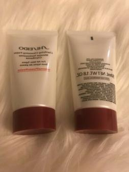 2x Shiseido Clarifying Cleansing Foam Mousse, Deluxe Travel