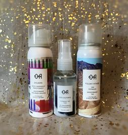 3 Pc. R+Co Lot~Death Valley Dry Shampoo~Analog Cleansing Foa