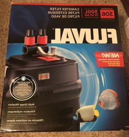 FLUVAL 306 A212 EXTERNAL CANISTER FILTER UP TO 70GLS NIB