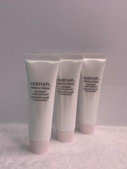 3x Shiseido White Lucent Brightening Cleansing Foam, 30ml x