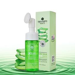 Aloe Vera Micellar Cleansing Foam Face Wash for Sensitive Sk