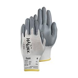 Ansell 11-800-10 Hyflex Foam Nitrile Palm Coated Knit Assemb