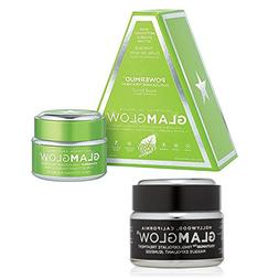 Bundle - 2 Items : GLAMGLOW Youthmud Tinglexfoliate Treatmen
