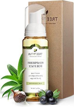 Gentle, Sensitive Skin Face Wash. The Only pH 5.5 Balanced U
