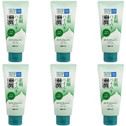 Hada Labo Gokujun Oats Facial Washing Foam 100G