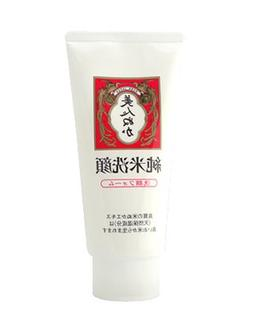 Jun-mai komenuka bijin Face Wash Natural Rice Bran face wash