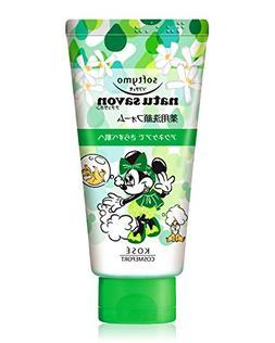KOSE COSMEPORT softymo Natu savon Face Wash