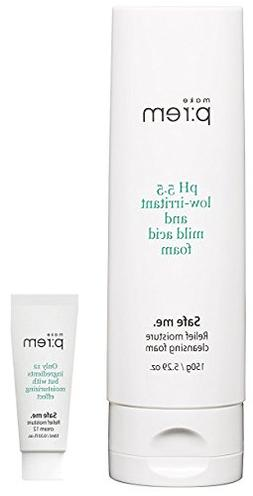 MAKEP:REM Safe Me. Relief Moisture Cleansing Foam 150ml / 5.