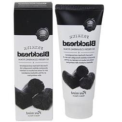 Pure Mind Premium So Fresh Cleansing Foam - BLACKHEAD  Made