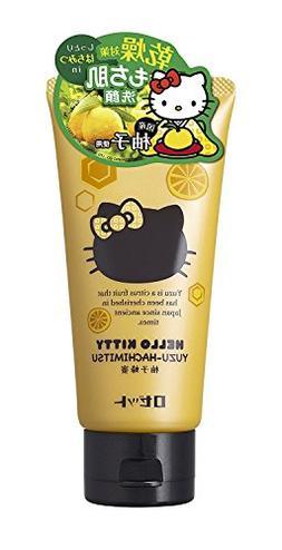 Rosette Hello Kitty Yuzu and Honey's paste soap 120g