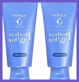 SHISEIDO FT SENGANSENKA PERFECT WHIP FACIAL WASH  2 set