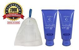 Shiseido Senka Perfect Whip Facial Cleansing Face Wash Foam
