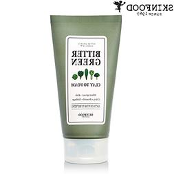 Skinfood Bitter Green Cleansing Foam Clay, Anti-Dust & Purif