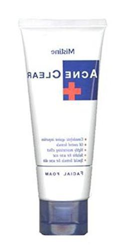 """Thailand Cosmetics"" Mistine Acne Scar Clear Oil Control Fac"