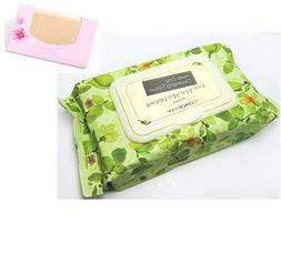 The Face Shop Herb Day Cleansing Tissue 70 Sheets , SoltreeB