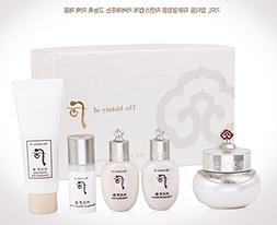 The History of Whoo Gongjinhyang Seol Whitening Intensive Sp