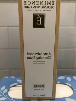 Eminence Acne Advanced Cleansing Foam 5 fl oz New No Box