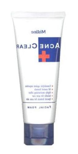 Mistine Acne Scar Clear Oil Control Facial Foam  WITH COMPLI