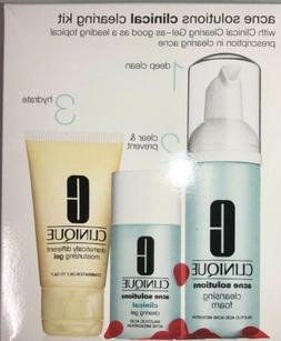 Clinique Acne Solutions Clinical Clearing Kit Cleansing Foam