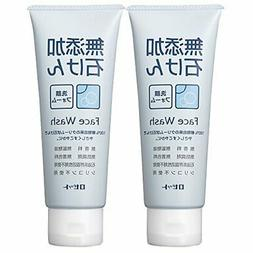 Rosette additive-free soap and cleansing foam 140g × 2-pack