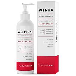 advanced anti aging facial wash