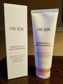 Age 20's Clear Essence Cleansing Foam