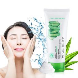 Aloe Vera Facial Cleanser  Collagen Repair  Face Washing Pro