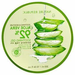 Nature Republic Aloe Vera Gel 92% Smoothing Moisturizing Gel