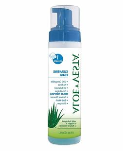 Convatec Aloe Vesta 3 in 1 No Rinse Cleansing Foam 8 oz bott