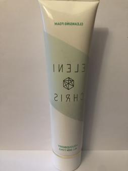 Eleni and Chris Anti-aging Cleansing Foam, 5 oz - NEW