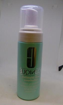 Clinique Anti Blemish Solutions Cleansing Foam 4.2 oz