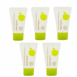 innisfree Apple Seed Deep Cleansing Foam 10ml x 2pcs   or 5p
