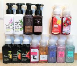 Bath & Body Works 8.75oz. *GENTLE FOAMING HAND SOAPS* - You