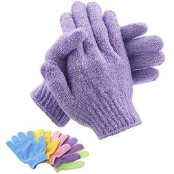 Bath Exfoliating Glove For Peeling Exfoliating Mitt Glove Fo