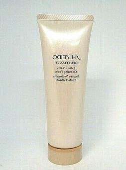 Shiseido Benefiance Extra Creamy Cleansing Foam ~ 2.6 oz ~