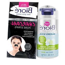 Bioré Baking Soda Cleansing Scrub for Combination Skin,  +