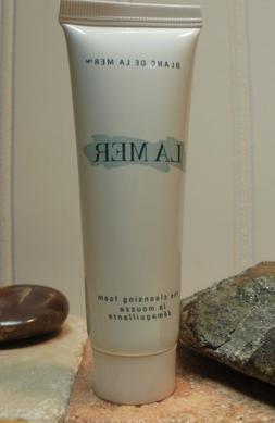La Mer Blanc De La Mer Cleansing Foam 1 oz ~ 30 ml Travel Si