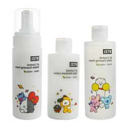 BT21 X TN Skin Care AC Control Daily Clearing Toner / Lotion