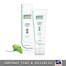 Ginkgo Natural Cleansing Foam 6 08 fl oz 180ml +Free Sample
