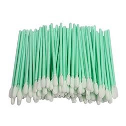 "100pcs 3.65"" Small Flexible Head Cleanroom Cleaning Foam Tip"